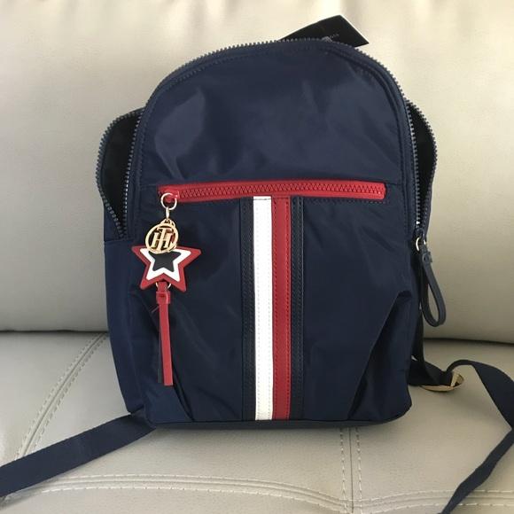 2bb003b6ce Tommy Hilfiger Bags | Karina Sm Backpack Nwt | Poshmark